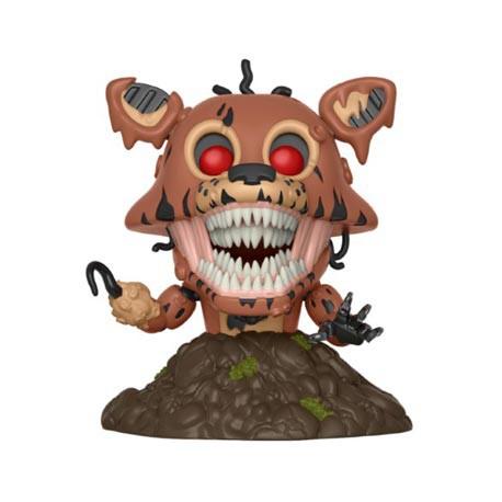 Figur Pop Games Five Nights at Freddys Twisted Foxy Funko Geneva Store Switzerland