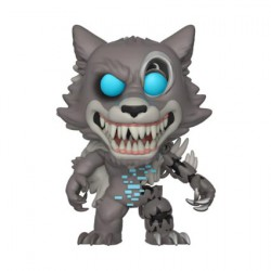 Pop Games Five Nights at Freddys Twisted Foxy