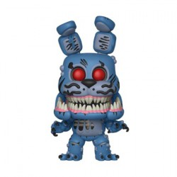 Figurine Pop Games Five Nights at Freddys Twisted Bonnie Funko Boutique Geneve Suisse
