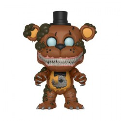 Figurine Pop Games Five Nights at Freddys Twisted Freddy Funko Boutique Geneve Suisse