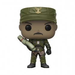 Figurine Pop Games Halo Sgt Johnson Funko Boutique Geneve Suisse