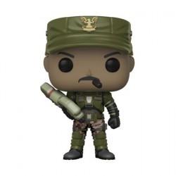 Figuren Pop Games Halo Sgt Johnson Limitierte Chase Auflage Funko Vorbestellung Genf