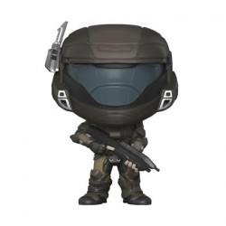 Figurine Pop Games Halo Helmeted Orbital Drop Shock Trooper Buck Funko Boutique Geneve Suisse