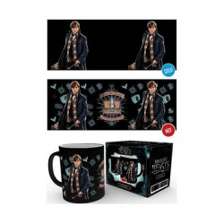 Figurine Tasse Thermosensible Les Animaux Fantastiques Newt Scamander Hole in the Wall Boutique Geneve Suisse