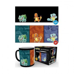 Figurine Tasse Thermosensible Pokemon Evolve Hole in the Wall Boutique Geneve Suisse
