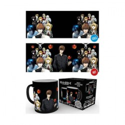 Figur Death Note Group Heat Change Mug Hole in the Wall Geneva Store Switzerland