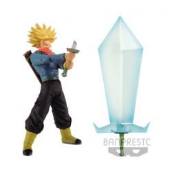 Figurine Dragon Ball Super Final Hope Slash Super Saiyan 2 Trunks Banpresto Boutique Geneve Suisse