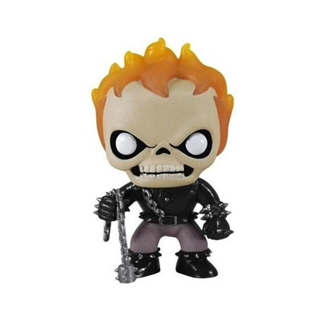 Figurine Pop Marvel Ghost Rider (Rare) Funko Boutique Geneve Suisse