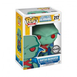 Figurine Pop DC Justice League Unlimited Martian Manhunter Edition Limitée Funko Boutique Geneve Suisse