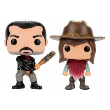 Figur Pop The Walking Dead Negan and Carl Limited Edition Funko Geneva Store Switzerland