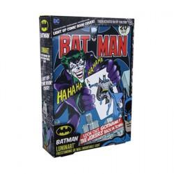 Figurine DC Comics Batman Toile lumineuse Luminart Paladone Boutique Geneve Suisse