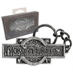 Game Of Thrones Opening Sequence Logo Keychain
