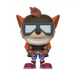 Figurine Pop Games Crash Bandicoot with Jet Pack Edition Limitée Funko Figurines Pop! Geneve