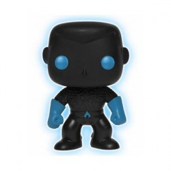 Pop DC Justice League Cyborg Silhouette Phosphorescent Edition Limitée
