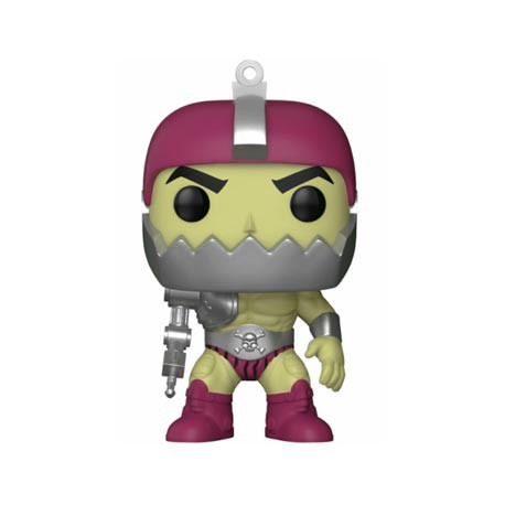 Figuren Pop Cartoons Masters of The Universe Metallic Trap Jaw Limitierte Auflage Funko Genf Shop Schweiz