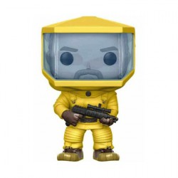 Figurine Pop TV Stranger Things Hopper in Biohazard Suit Edition Limitée Funko Boutique Geneve Suisse