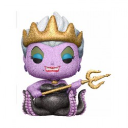 Figurine Pop Disney Glitter Ursula Diamond Edition Limitée Funko Boutique Geneve Suisse