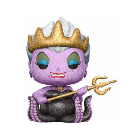 Figuren Pop Disney Glitter Ursula Diamond Limitierte Auflage Funko