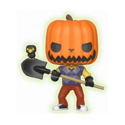 Figurine Pop Games Hello Neighbor Pumpkin Head Phosphorescent Edition Limitée Funko Boutique Geneve Suisse