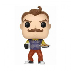 Pop Games Hello Neighbor Pumpkin Head Phosphorescent Edition Limitée