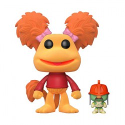 Figurine Pop Fraggle Rock Red with Doozer Flocked Edition Limitée Funko Boutique Geneve Suisse