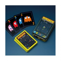 Pac-Man Playing Cards