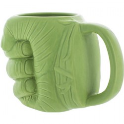 Figur Marvel Hulk Shaped Mug Paladone Geneva Store Switzerland