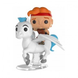 Figuren Pop Rides Disney Hercules Pegasus and Hercules Funko Figuren Pop! Genf