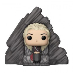 Figuren Pop Game of Thrones Daenerys on Dragonstone Throne Funko Genf Shop Schweiz