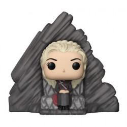 Figurine Pop Game of Thrones Daenerys on Dragonstone Throne Funko Boutique Geneve Suisse