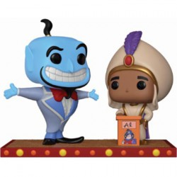 Figuren Pop Disney Movie Moment Aladdin's First Wish Funko Genf Shop Schweiz