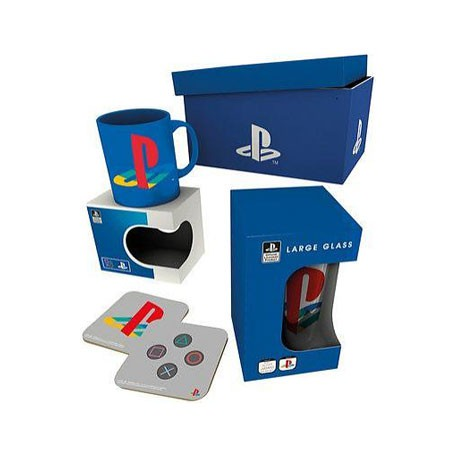 Figurine Boite Cadeau Playstation Classic Hole in the Wall Boutique Geneve Suisse