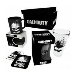 Figuren Call Of Duty Logo Gift Box Hole in the Wall Genf Shop Schweiz