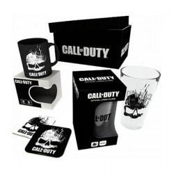 Figurine Boite Cadeau Call Of Duty Logo Hole in the Wall Boutique Geneve Suisse