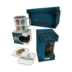 Figurine Boite Cadeau Harry Potter Crests Hole in the Wall Boutique Geneve Suisse