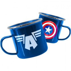 Figurine Tasse Marvel Avengers Captain America (1 pcs) Boutique Geneve Suisse