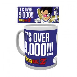 Figur Dragon Ball Z Vegeta Mug Hole in the Wall Geneva Store Switzerland