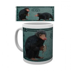 Figurine Tasse Les Animaux Fantastiques Niffler Hole in the Wall Boutique Geneve Suisse