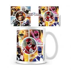 Power Rangers & Zords Mug