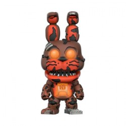 Figuren Pop Game FNAF Jack-O-Bonnie Phosphoreszierend Limitierte Auflage Funko Genf Shop Schweiz