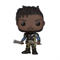 Figurine Pop Marvel Black Panther Killmonger Funko Boutique Geneve Suisse