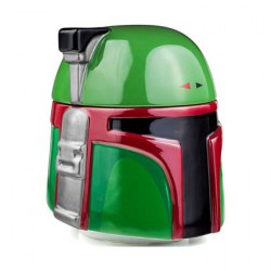 Figur Star Wars Boba Fett Ceramic Jar Geneva Store Switzerland