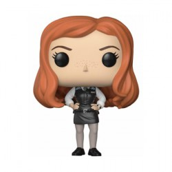 Figuren Pop ECCC 2018 Doctor Who Amy Pond Police Limitierte Auflage Funko Figuren Pop! Genf