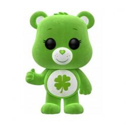 Figurine Pop ECCC 2018 Care Bears Good Luck Bear Floqué Edition Limitée Funko Figurines Pop! Geneve