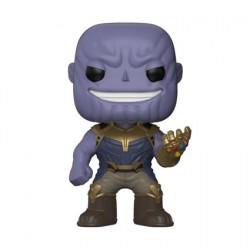 Figur Pop Marvel Avengers Infinity War Thanos (Rare) Funko Geneva Store Switzerland
