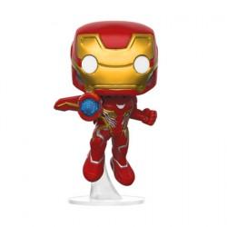 Figuren Pop Marvel Avengers Infinity War Iron Man (Rare) Funko Genf Shop Schweiz