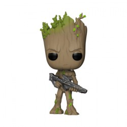 Figurine Pop Marvel Avengers Infinity War Groot Funko Boutique Geneve Suisse