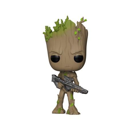 Figuren Pop Marvel Avengers Infinity War Groot Funko Figuren Pop! Genf