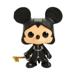 Figurine Pop Disney Kingdom of Hearts Organisation 13 Mickey Edition Limitée Funko Boutique Geneve Suisse