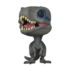 Figurine Pop Movies Jurassic World Fallen Kingdom New Pose Blue (Rare) Funko Boutique Geneve Suisse